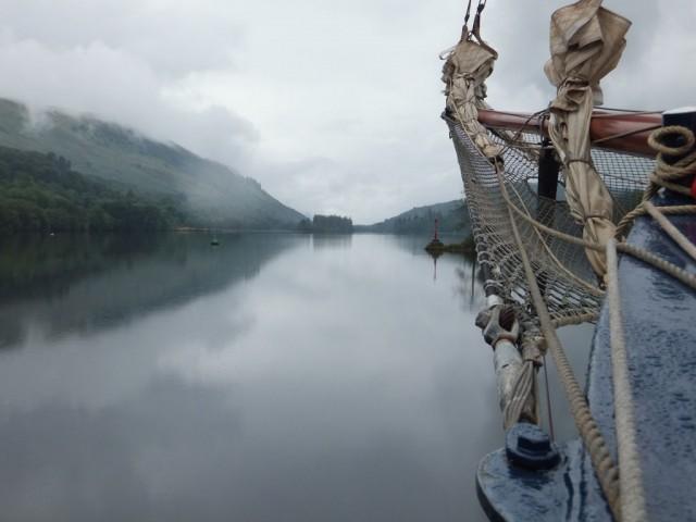 Flying Dutchman: Loch Ness waar is Nessie ?